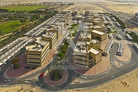 Plot for Sale in Dubai Studio City, Dubai - G+3 - Plot for sale in Dubai Studio City