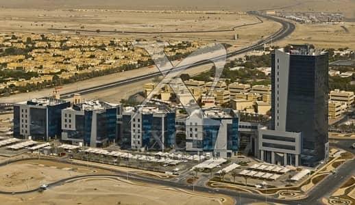 Plot for Sale in Dubai Studio City, Dubai - G+3 - Plot for sale located in global business community-DSC