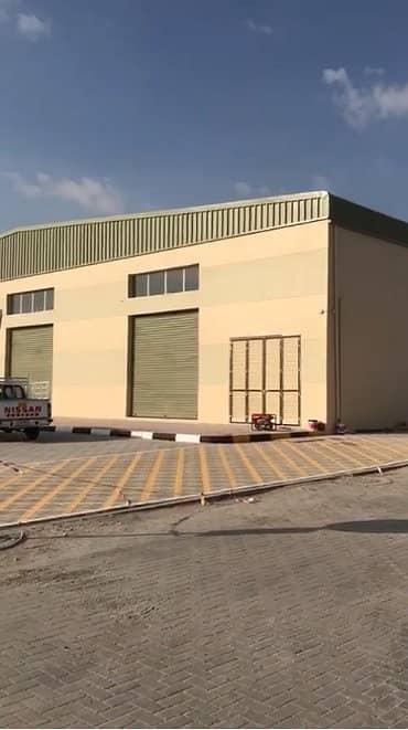 BRAND NEW WAREHOUSES FOR SALE IN AL JURF AREA, AJMAN