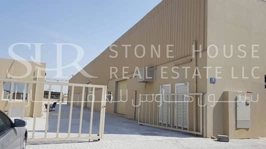 Warehouse for Sale in Jebel Ali, Dubai - Jebel Ali Industrial Area Brand New Insulated Warehouse