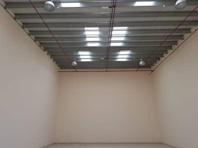مستودع  للايجار في الجرف، عجمان - مستودع في المنطقة الصناعية الجرف الجرف 45000 درهم - 4056377