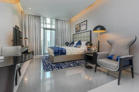 استوديو  للايجار في الخليج التجاري، دبي - Luxurious - Brand New Apt - Large Studio