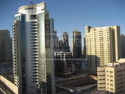 فلیٹ 2 غرفة نوم للايجار في دبي مارينا، دبي - Lovely 2 Beds Apartment in The Waves Dubai Marina