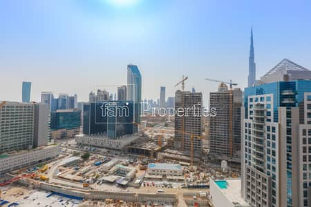 1 Bedroom Flat for Sale in Business Bay, Dubai - Furnished 1BR in Canal Views | Low Floor