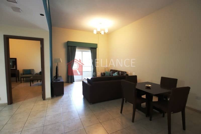 Biggest apartment | Fully furnished | Pool View | Vacant