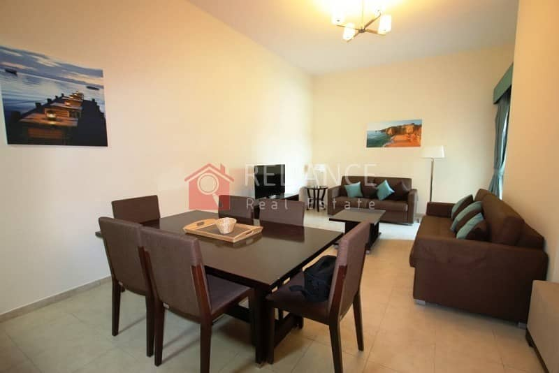 Biggest 2 bed | Matchless price | Fully Furnished | Vacant