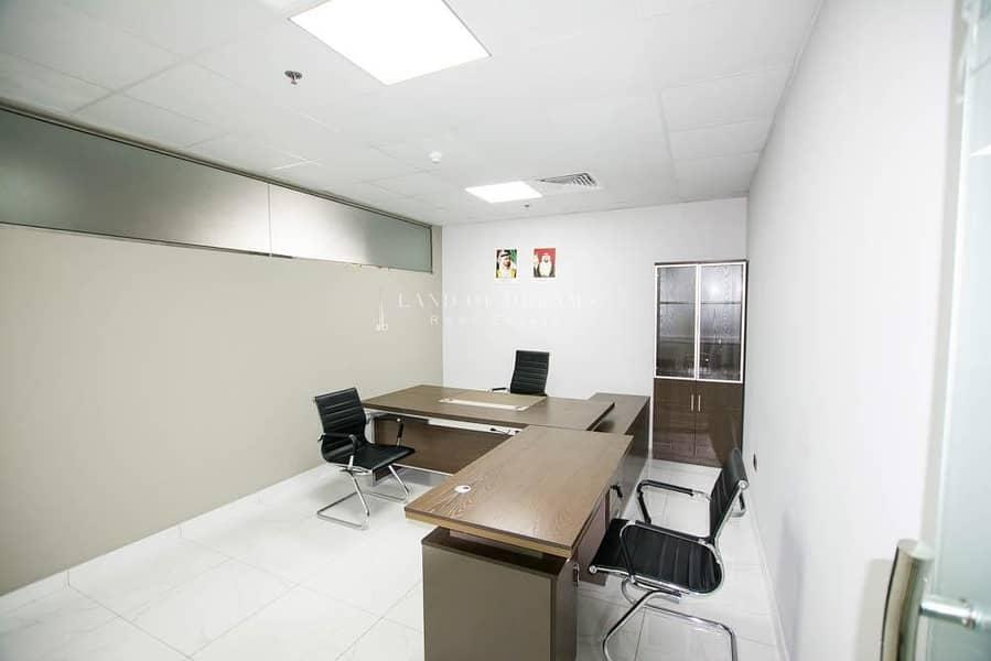 Ramadan Offer! 30k Dedicated Office near Metro Station