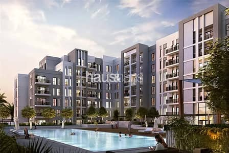 3 Bedroom Flat for Sale in Town Square, Dubai - 3 Bedrooms | Open Plan Living | Large Terrace