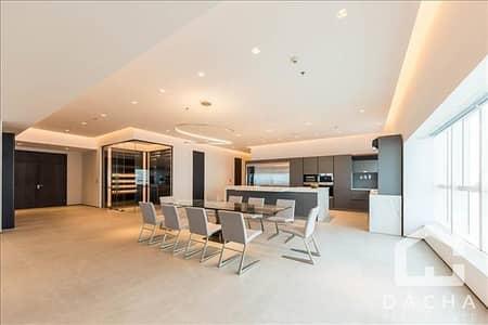 فلیٹ 4 غرفة نوم للبيع في دبي مارينا، دبي - One of a kind Luxurious Penthouse