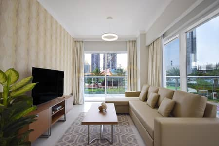 1 Bedroom Flat for Rent in Jumeirah Village Circle (JVC), Dubai - 1 BR Apartment with Large Balcony - JVC