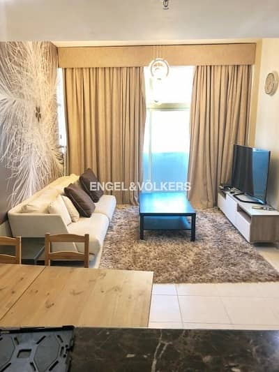1 Bedroom Apartment for Rent in Dubai Sports City, Dubai - Fully Furnished | Upgraded |Pet Friendly