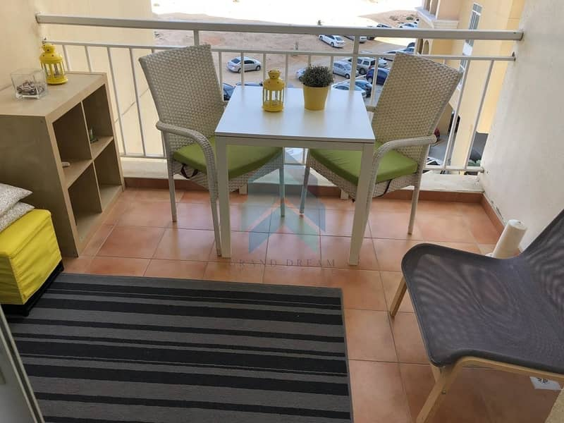 10 Great Deal | Unfurnished 1BHK | Open View