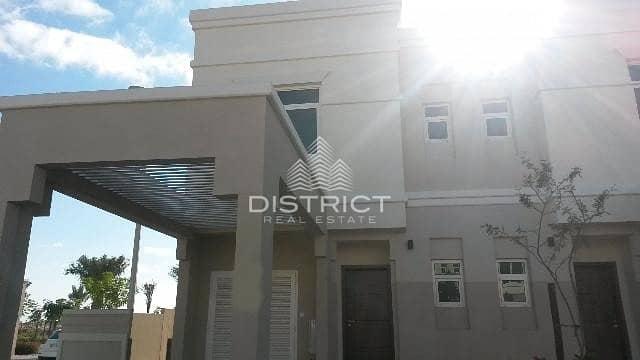 10 Vacant Soon - 2BR Townhouse in Al Ghadeer