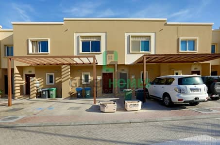 2 Bedroom Villa for Rent in Al Reef, Abu Dhabi - GRAB OFFER 2 BR VILLA IN ARABIAN STYLE..