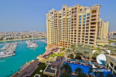 2 Bedroom Flat for Sale in Palm Jumeirah, Dubai - Vacant | Sea View | High Floor | C Type.