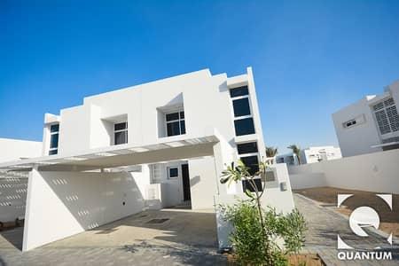 فیلا 3 غرفة نوم للايجار في مدن، دبي - End unit | 3 Bed  +  Maids | Single Row.