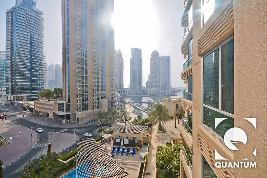 3 Bed + Maid | Marina View | View Today!