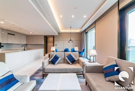 فلیٹ 3 غرفة نوم للايجار في جزيرة بلوواترز، دبي - Amazing Views | Brand New | Furnished