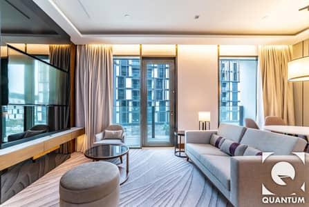 فلیٹ 1 غرفة نوم للايجار في جزيرة بلوواترز، دبي - Spacious | Modern | Furnished | Serviced