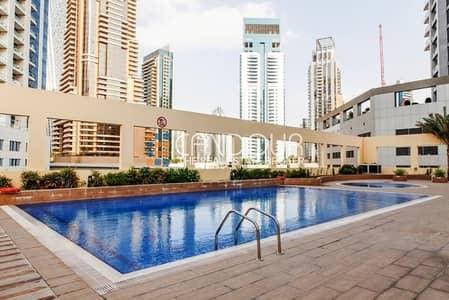 1 Bedroom Apartment for Sale in Dubai Marina, Dubai - Spacious 1 Bedroom | Shared Pool | Sea Views
