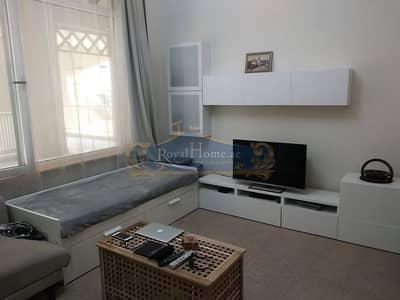 فلیٹ 1 غرفة نوم للايجار في نخلة جميرا، دبي - Cosy Fully Furnished 1BR Apt. Park Facing