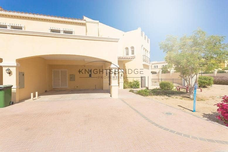 10 Best Deal - Specious Corner End Villa at Dubai Land