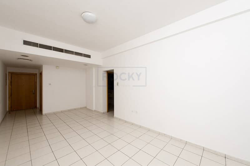 Spacious 1 B/R Office with Central Split A/C | Balcony | Kitchen Appliances | Al Nahda