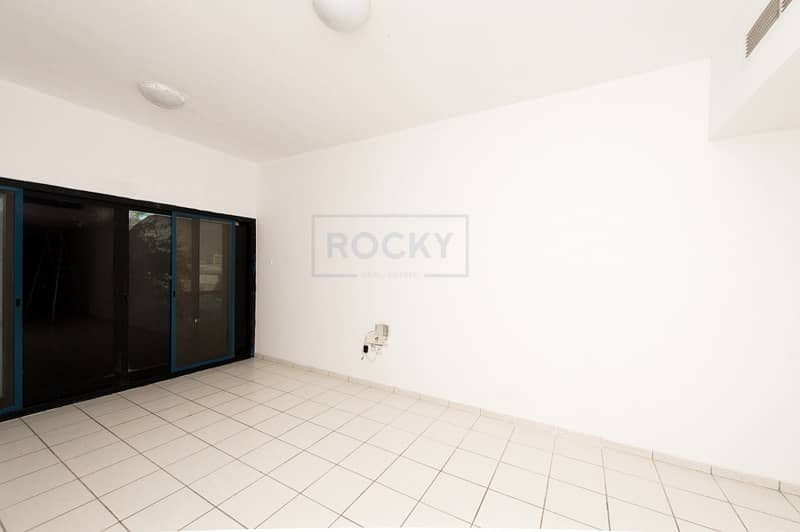 2 Spacious 1 B/R Office with Central Split A/C | Balcony | Kitchen Appliances | Al Nahda