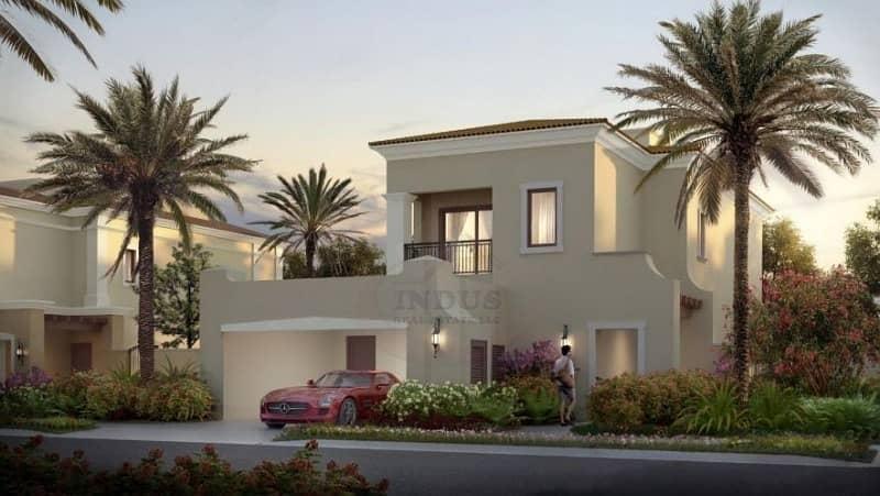 2 3BR Independent La Quinta Villa Dubailand