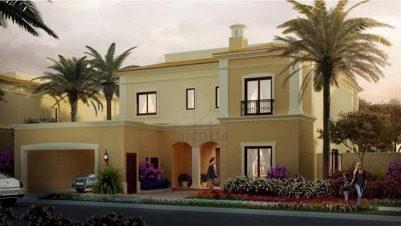12 3BR Independent La Quinta Villa Dubailand
