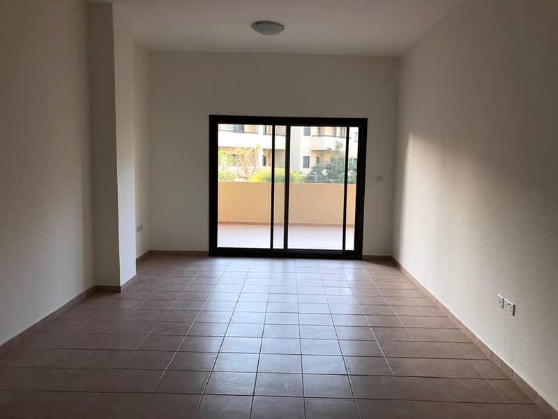 شقة في غروب مردف مردف 2 غرف 61625 درهم - 4060549