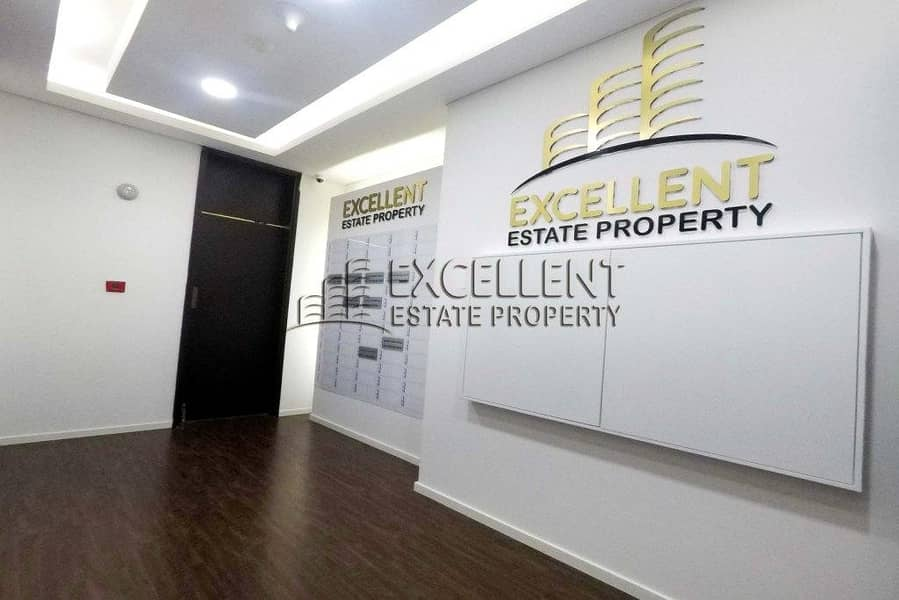 Semi-Furnished Offices with Ready Tawtheeq, Brand New | Bayut com