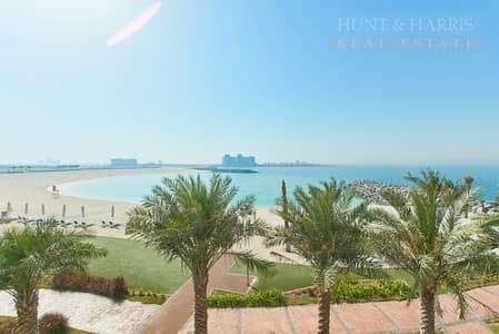 1 Bedroom Flat for Rent in Al Marjan Island, Ras Al Khaimah - Beach view - Chiller included - Pacific Development