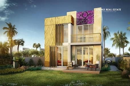 3 Bedroom Villa for Sale in Akoya Oxygen, Dubai - CAVALLI 3BR IN DUBAI LAND WITH EASY PAYMENT PLAN