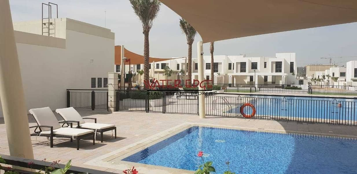 Type 7 I 4BR with Maids I Hayat Townhouses