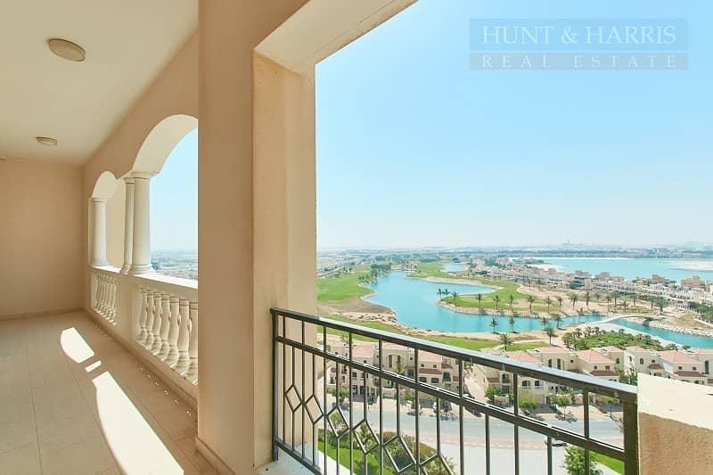 2 9th Floor - Royal Breeze Apartment - 2 Bedroom