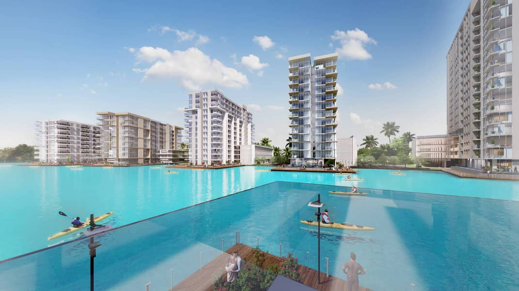 13 2% DLD Free | No Commision | No Service Charges | 1 Bed  Near Meydan One Mall