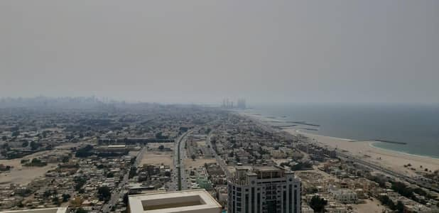 Hot offer 3 bhk full sea view for sale in Ajman one tower