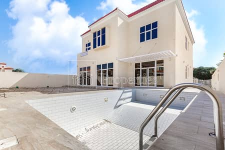 فیلا 6 غرفة نوم للايجار في ذا فيلا، دبي - 6BR Villa with Pool | Huge Plot | The Aldea