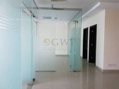 Lake view and SZR  view fitted beautiful office for rent