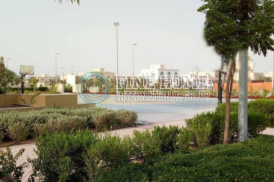 2 corner land in Mohammed bin zayed City