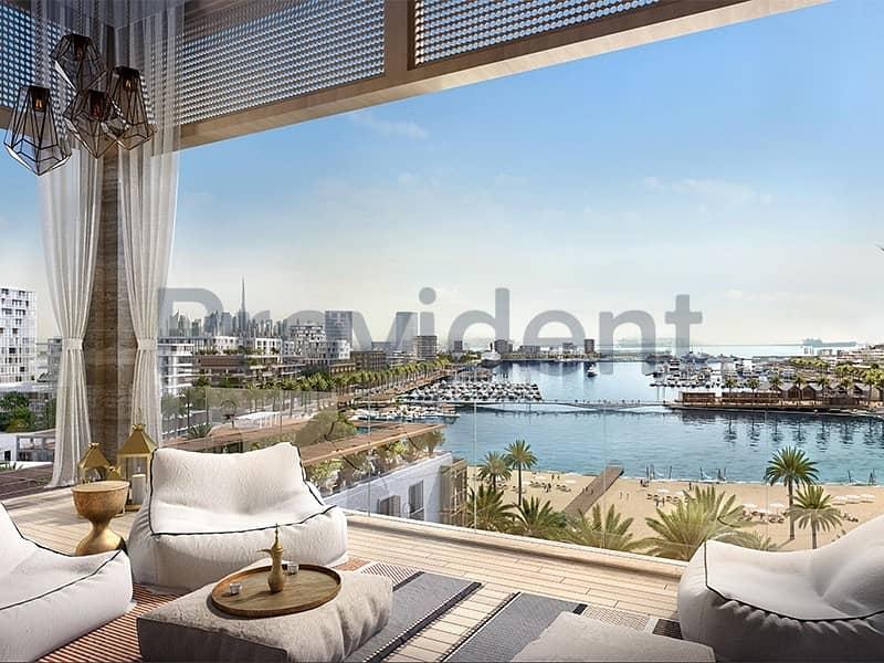 Luxury Redefined By Emaar in Mina Rashid