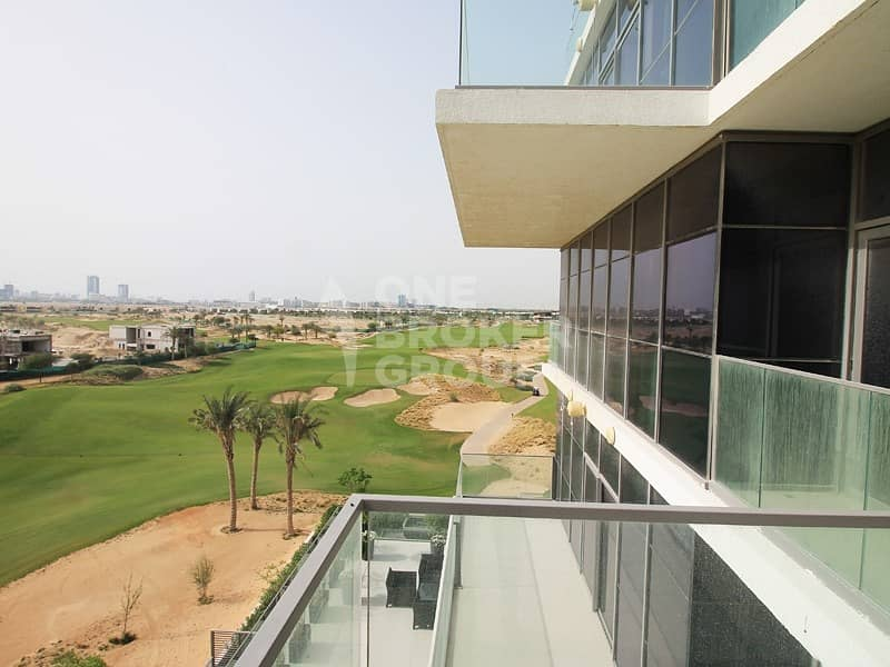 2 2BR I Huge Terrace I Full Golf Course View