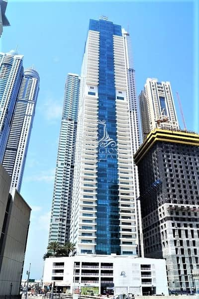 1 Bedroom Apartment for Sale in Dubai Marina, Dubai - Huge 1 Bedroom Apartment | Chiller Free | Huge Living Area