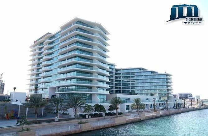 Spacious Apt, lovely views with full facilities in Al Raha beach