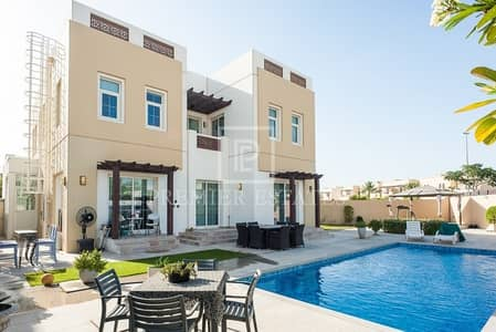3 Bedroom Villa for Sale in Mudon, Dubai - 3BR+Maid Pool Upgraded kitchen Corner Villa