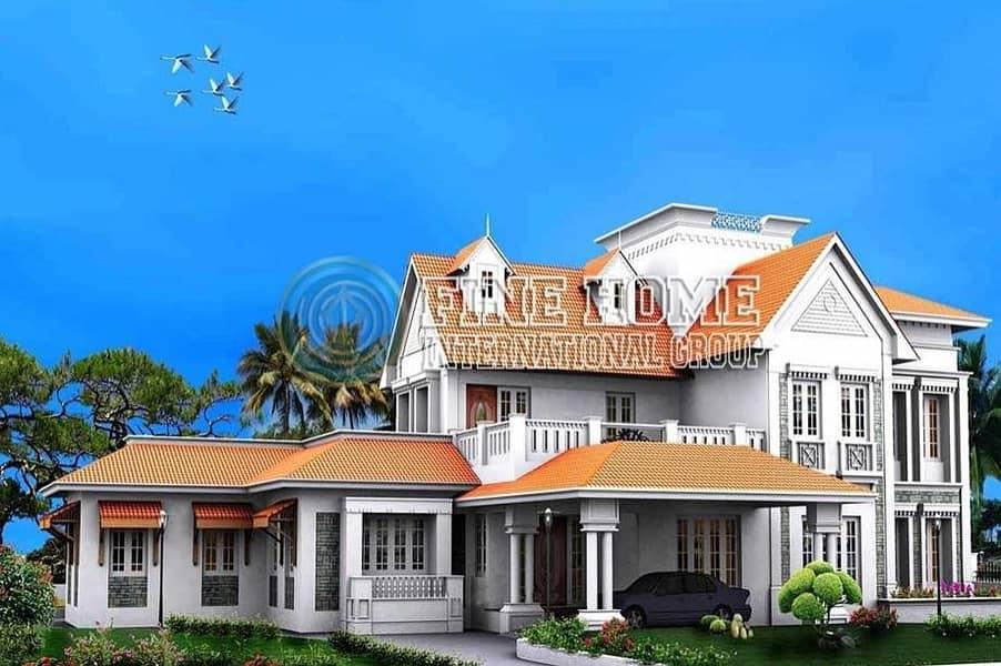 Fabulous Villa In Al Mushrif