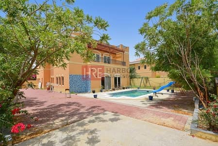 5 Bedroom Villa for Sale in The Villa, Dubai - Must See|Vacant|Upgraded|Single Row|Mazaya B2
