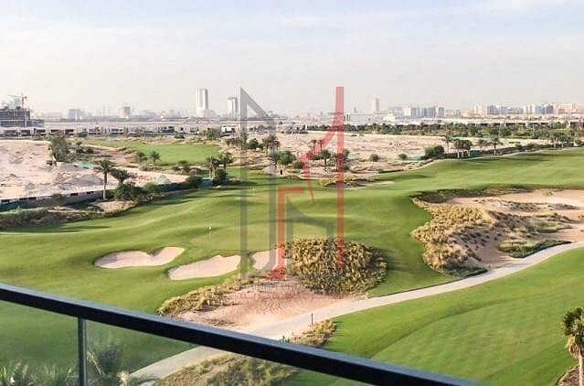 2 Golf Facing Furnished 1 Bed 5 Years PPP