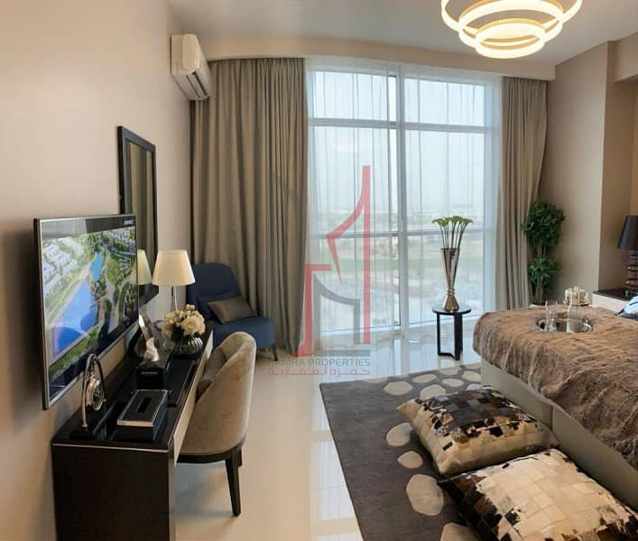 1 Bed Furnished Golf Facing 5 Years PPP